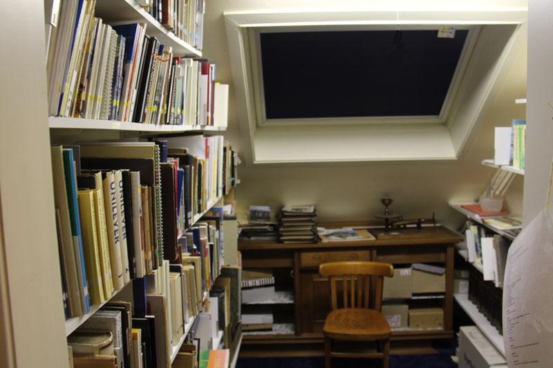 De Bibliotheek Kamer : Bibliotheek de vergulde swaen
