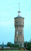 Watertoren na restauratie
